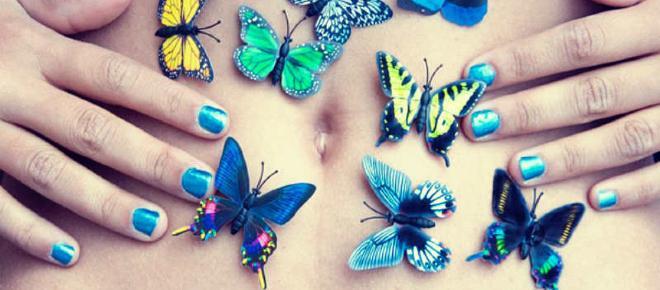 Por qué al enamorarnos sentimos mariposas en el estómago