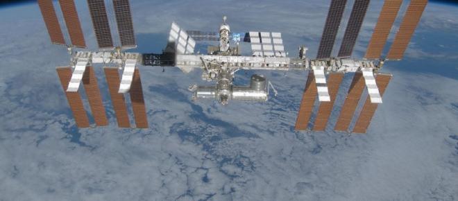 Donald Trump quiere privatizar la Estación Espacial Internacional.