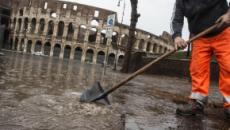 Allarme maltempo in tutta Italia