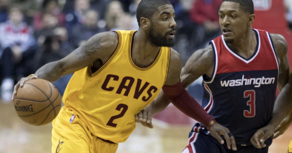 8113944d873 Kyrie Irving talks about reuniting with LeBron James