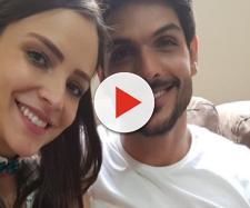 Ana Lúcia, noiva de Lucas, do BBB 18, entraria na casa de vidro do programa.