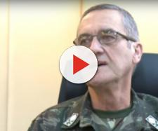 Comandante do Exército, general Eduardo Villas Bôas. (Foto Reprodução).