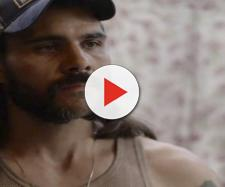 Mariano descobre farsa de irmão (Foto: Divulgação TV Globo)