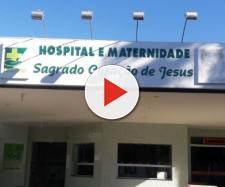 Menina foi levada ao hospital já sem vida