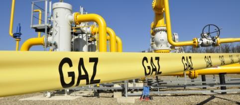 Conductă de gaze naturale în România