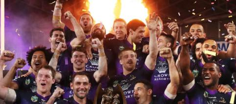 Melbourne Storm are now the world champions as well as NRL winners. Image Source - com.au