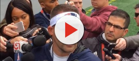 Josh McDaniels changed his mind after the Colts made announcement (Image Credit: MassLive/YouTube)