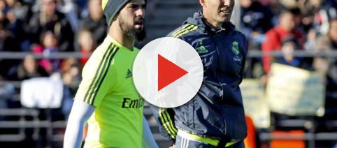 Real Madrid Zidane slams door on possible departure: Isco, no exit ... - qn-sports.com