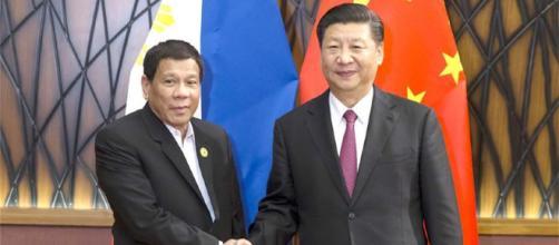 Article>Xi y Duterte conversan sobre fortalecimiento de relaciones ... - org.cn