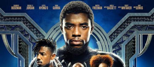 Black Panther - locandina del film