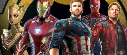 Imagen promocional de Avengers: Infinity War