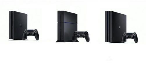 Comparativa de los tres modelos de PlayStation 4 - SomosPlayStation - somosplaystation.com