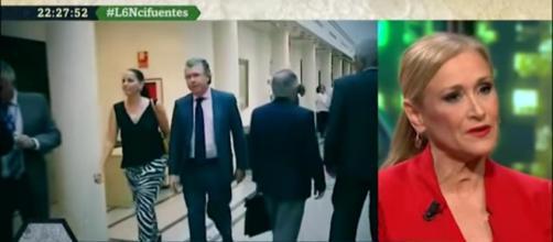 Cristina Cifuentes no dice la verdad sobre sus ingresos