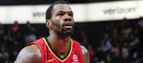 Dewayne Dedmon is a potential post-buyout target for the Warriors – [image: NBA.com/Youtube]