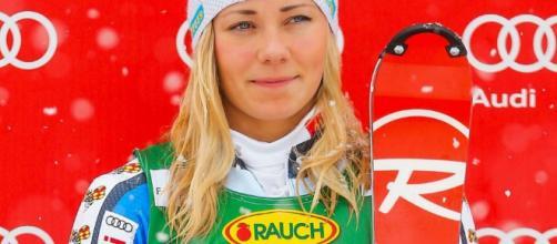 El campeón adelgazante Shiffrin, que ganó el slalom gigante el jueves y apuntaba a cuatro oros en Pyeongchang