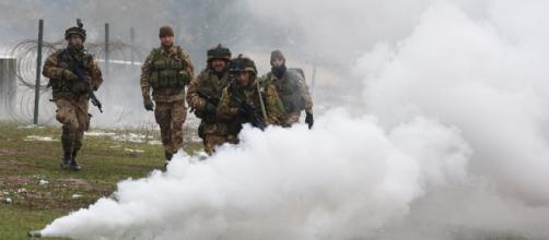 Enquanto Rússia instala sistema de mísseis, OTAN se aproxima cada vez mais. Photo by Sgt. Michael Reinsch, U.S. Army Europe Public Affairs
