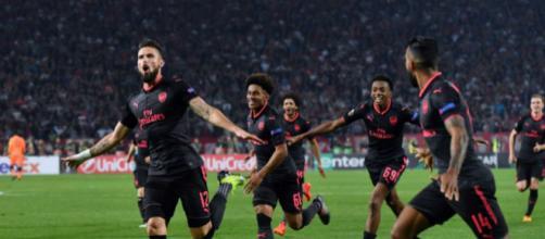 Europa League: sin Ospina, Arsenal ganó y sigue con puntaje ... - elespectador.com