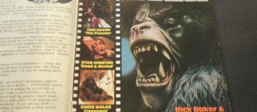 Fangoria # 14 de agosto de 1981, hombre lobo estadounidense, Halloween 2, en Original ... - ebay.com