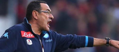"""Frenata Napoli, Sarri sa qual è il problema: """"Sbagliato l ... - goal.com"""