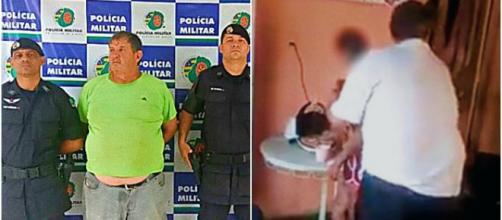 Homem é preso acusado de agressão sexual
