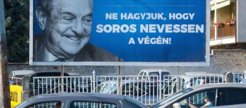 Hungary plans 'Stop Soros' laws amid refugee row | The Times of Israel - timesofisrael.com
