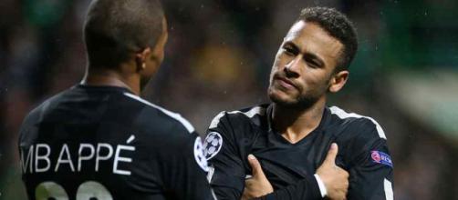 Neymar e Mbappé vão ter nova companhia