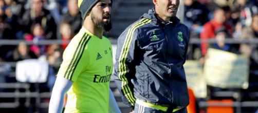 Real Madrid Zidane slams door on possible departure: Isco, no exit ... - qn-sports.com
