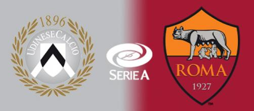 Serie A: Udinese - Roma 25esima giornata