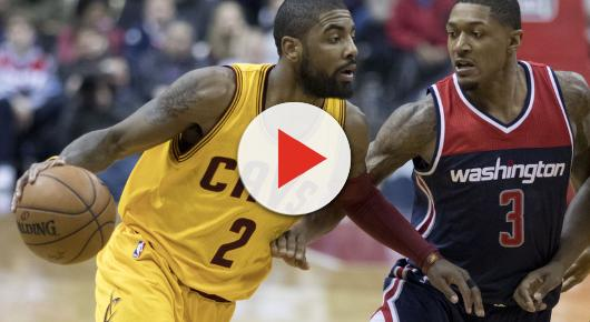 BREAKING: Kyrie Irving talks about reuniting with LeBron James