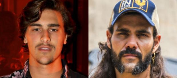 Bruno Montaleone integra o elenco de 'O Outro Lado do Paraíso', como irmão de Mariano (Reprodução/Pure People)