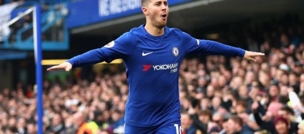 El Real Madrid esta interesado en Hazard