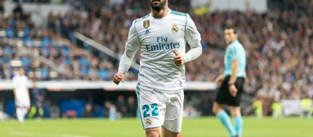 El Real Madrid ofrece dos jugadores al PSG, uno de ellos, es Isco
