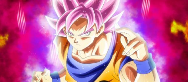 El super sayayin rose en nuestro Goku