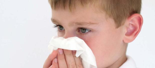 Enfermedades de niños en otoño - eltiempo.es