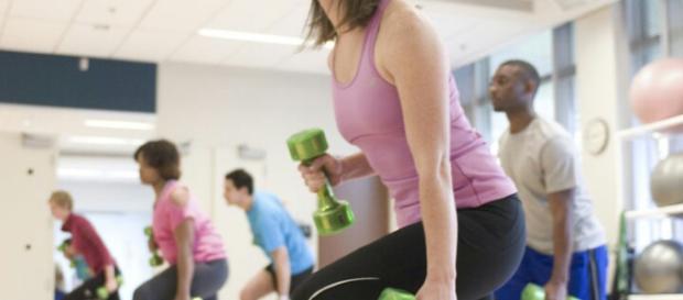 Incredible health benefits of exercise. Image Credit: Amanda Mills / YouTube screenshot