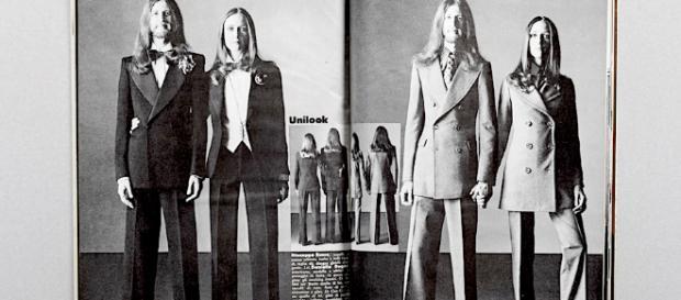 Italiana - L'Italia vista dalla moda 1971-2001 a Palazzo Reale - (foto - edizionizero.com)