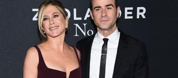 Jennifer Aniston y Justin Theroux anuncian separación