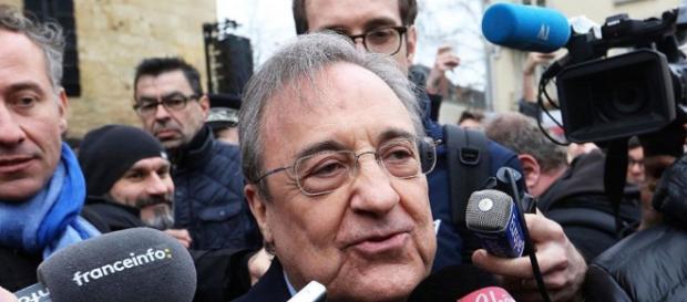 """Juega para venderlo"""". Florentino Pérez la lía en el Real Madrid ... - diariogol.com"""