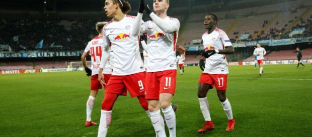 Leipzig holt gegen Napoli einen wichtigen Sieg