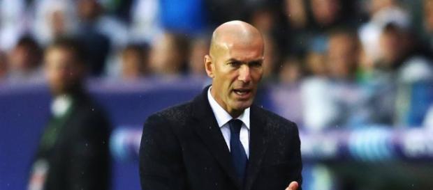 Liga Santander: Zidane, desde el kilómetro cero | Deportes | EL PAÍS - elpais.com
