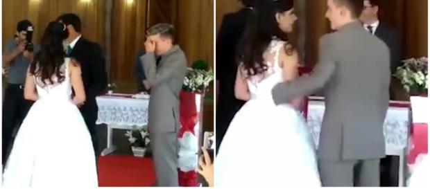Mireasa abuzata in noaptea nuntii