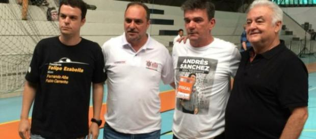 Nova diretoria pode trazer reforço de peso para o Corinthians