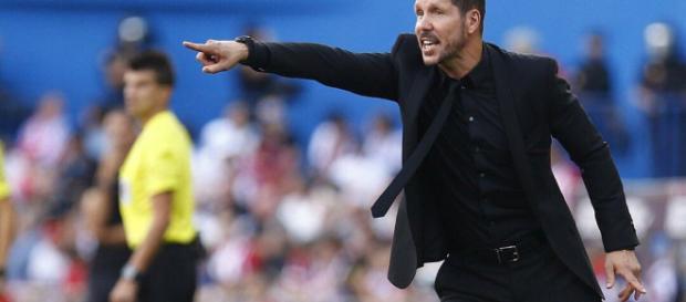 Simeone satisfecho con el regreso del Atlético de Madrid