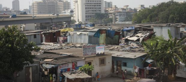 Urban Poverty by Nikkul via Wikimedia Commons