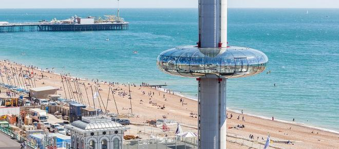 Be right on in Brighton during 2018