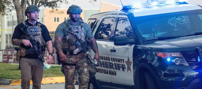 'No more guns!': politicians react to the Florida school shooting