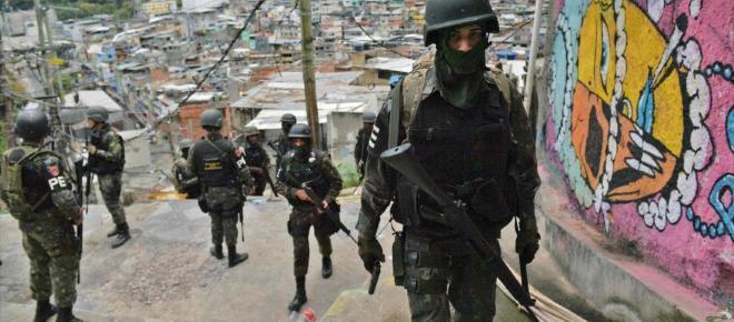 Violencia en Río de Janeiro: Brasil tomará el control de la seguridad