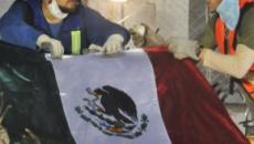 Mexicanos sobrevivieron a un terremoto