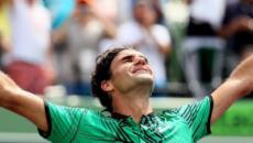 Tennis : Roger Federer de retour sur le toit du monde