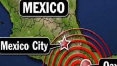Fuerte sismo con epicentro en Pinotepa Nacional, Oaxaca.